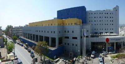 Τραγωδία στο Βόλο – Ασθενής με κορωνοϊό, έπεσε στο κενό από τον 7ο όροφο του νοσοκομείου