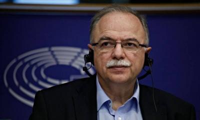 Παπαδημούλης: Οι πάντες στις Βρυξέλλες θεωρούν ότι ο Τσίπρας έχει μεγάλη πιθανότητα να είναι και πάλι πρωθυπουργός