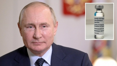 Δημοσίευμα - βόμβα: Κατάσκοποι του Putin έκλεψαν τη φόρμουλα του AstraZeneca για να φτιάξουν το Sputnik