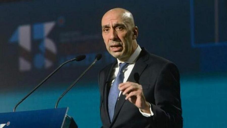 Νέος πρόεδρος στο ΕΒΕΑ ο Γιάννης Μπρατάκος