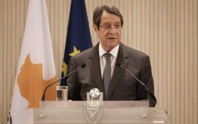 Αναστασιάδης (Κύπρος): Σε φιλική ατμόσφαιρα η συνάντηση με Tatar – Υπάρχει διάσταση απόψεων