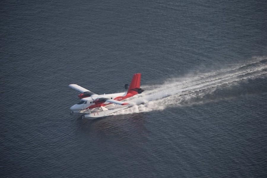 Το 2021 οι πρώτες πτήσεις με υδροπλάνα - Έντονο επενδυτικό ενδιαφέρον