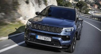 Νέο Jeep Compass από 22.900 ευρώ