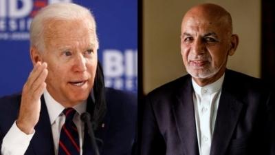 Κρίσιμη συνάντηση Biden – Ghani  για το μέλλον του Αφγανιστάν στις 25 Ιουνίου