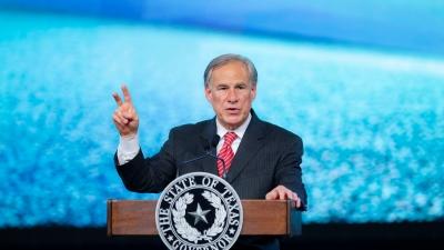 Θετικός στον κορωνοϊό ο κυβερνήτης του Τέξας - Είναι πολέμιος της υποχρεωτικής χρήσης μάσκας