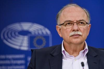 Παπαδημούλης: Θα εκπλαγώ αν έχουμε αυστηρές κυρώσεις στη Σύνοδο Κορυφής για την Τουρκία