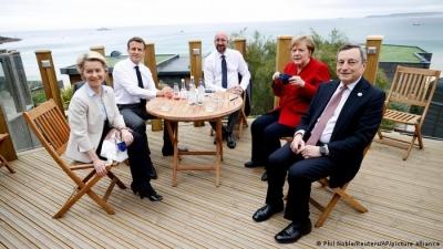 Σύνοδος G7: Η 15η και τελευταία σύνοδος για την Angela Merkel, η 1η για τον Joe Biden