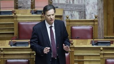 Βουλή: Θερμή αντιπαράθεση για τις αποζημιώσεις στους παραχωρησιούχους των αεροδρομίων λόγω της πανδημίας