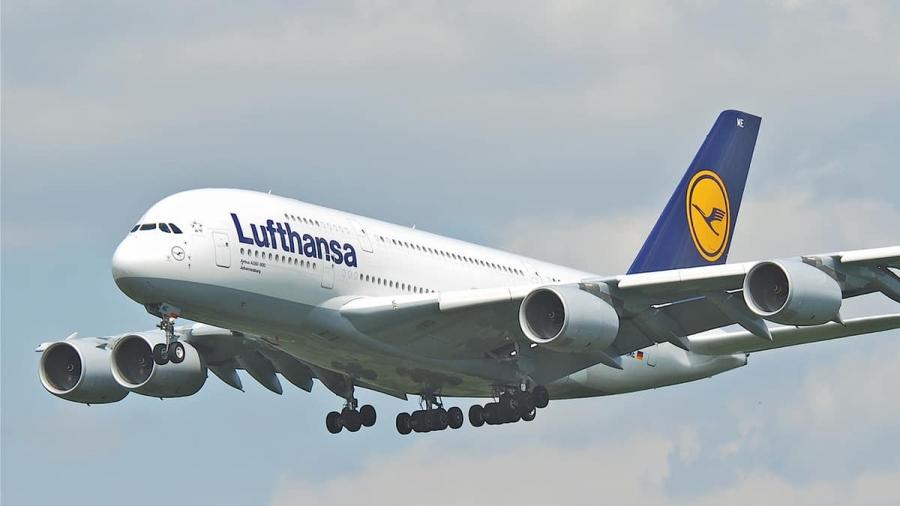 Lufthansa: Στα 952 εκατ. ευρώ οι ζημιές στο β' τρίμηνο 2021