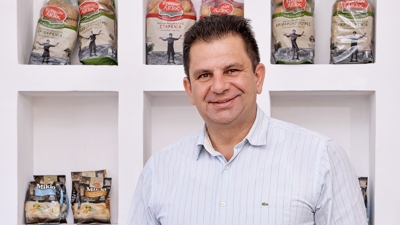 Μανώλης Δαμιανάκης, CEO Κρητών Άρτος: Η υγειονομική κρίση αλλάζει τον επιχειρηματικό χάρτη