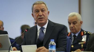 Ο Akar αμφισβητεί τον ελληνικό εναέριο χώρο και ζητεί αποστρατιωτικοποίηση των νησιών