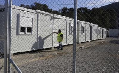 Κλείνει οριστικά η δομή φιλοξενίας μεταναστών στα Γρεβενά