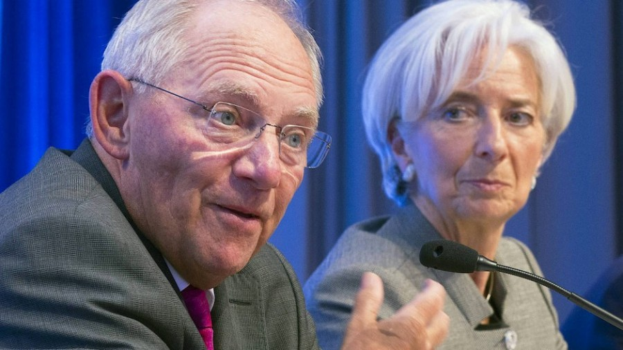 Την ώρα που η Lagarde ΕΚΤ σχεδιάζει επέκταση του Προγράμματος Πανδημίας στις 29/10… ο Schaeuble ζητάει αυξήσεις επιτοκίων