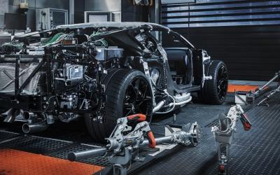 Πότε θα είναι έτοιμη η Bugatti Centodieci των 8 εκατομμυρίων ευρώ;
