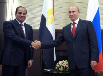 Ρωσία: Συμφωνία για κατασκευή πυρηνικού εργοστασίου στην Αίγυπτο