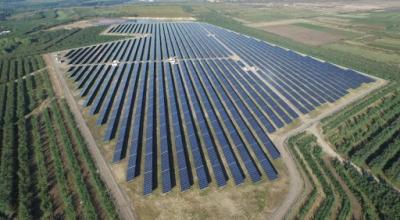 Λιβανός (ΥΠΑΑΤ): Στο Μεσολόγγι το μεγαλύτερο φωτοβολταϊκό πάρκο της Ελλάδας