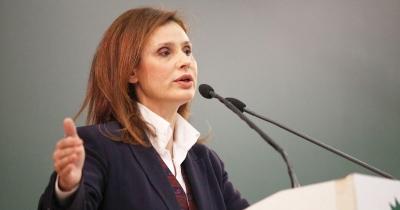 Μπατζελή: Ενδεχομένως και σήμερα 18/10 η υποψηφιότητα του Γ. Παπανδρέου για το ΚΙΝΑΛ