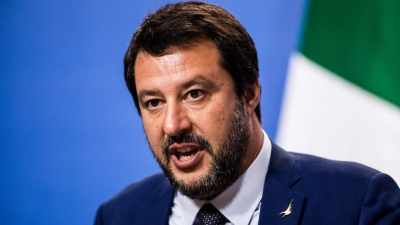 Salvini: Η καλύτερη λύση είναι οι εκλογές - Πολύ νωρίς για να πούμε εάν θα απέχουμε από την ψηφοφορία για τον Draghi