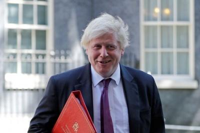 Brexit: Την πρότασή του θα συζητήσει ο Johnson με Merkel, Macron και Juncker τη Δευτέρα 14/10
