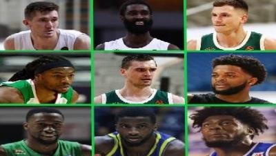 Παναθηναϊκός: Το κοσμοπολίτικο ρόστερ των 8+1 ξένων και η Basket League