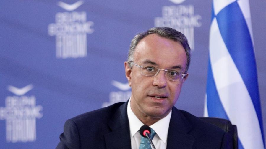 Σταϊκούρας: Θα επιδιώξουμε αύξηση της προκαταβολής των 4 δισ. από το Ταμείο Ανάκαμψης