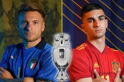 EURO 2020: «Μονομαχία» Ιταλία-Ισπανία... δίχως αύριο με φόντο τον τελικό!