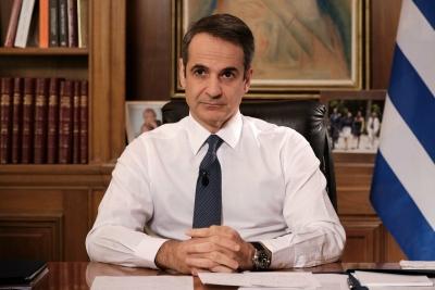 Μητσοτάκης: Η Ελλάδα είναι στην κορυφή της ευρωπαϊκής κατάταξης ως προς την απορρόφηση του ΕΣΠΑ
