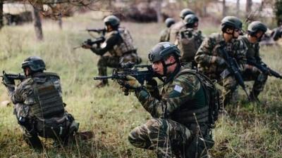 Διμερής στρατιωτική συνεργασία Ελλάδας - Ιορδανίας για το 2021