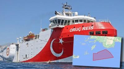 Το Καστελόριζο στο στόχαστρο Erdogan - Μητσοτάκης: Η Τουρκία έχει επιλέξει κυρώσεις - Στήριξη Maas - Άγκυρα: Οι 6 λόγοι για την επανεμφάνιση του Oruc Reis