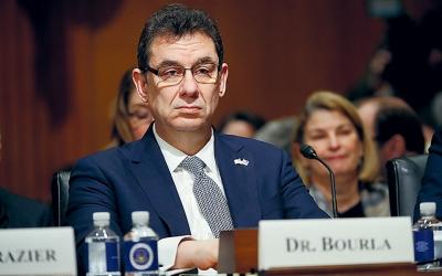 Bourla: Επιπλέον 100 εκατομμύρια δόσεις του εμβολίου της Pfizer στην Ευρώπη