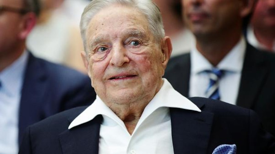 Ουγγαρία: Συνεργάτης του πρωθυπουργού Viktor Orban συνέκρινε τον Soros με τον Hitler