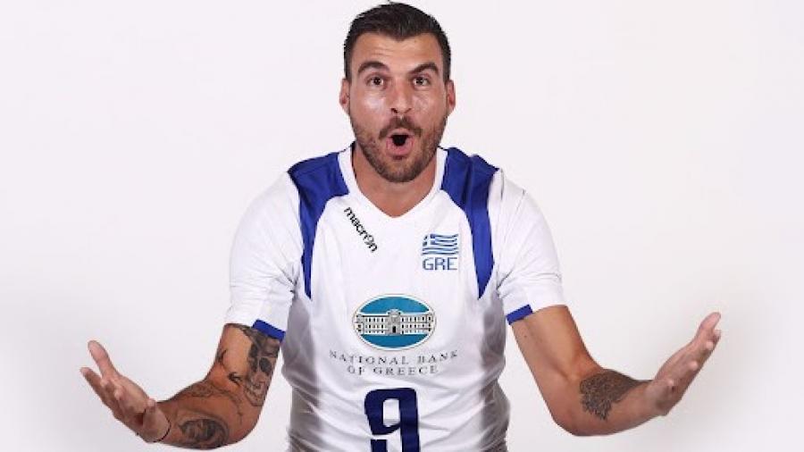 Ο Μενέλαος Κοκκινάκης στο BN Sports: «Μαζί με την ψυχή και την καρδιά μας να πετύχουμε την πρόκριση - Να δείξουμε μαχητικότητα και αγωνιστικότητα»!