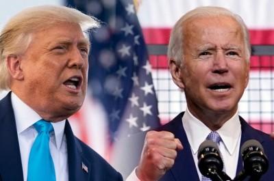 Εκλογές στις ΗΠΑ: Με 264 εκλέκτορες (50,4%) ο Biden κοντά στην νίκη, στο κενό η δικαστική προσφυγή Trump 214 (47,9%) - Πρόβλεψη: Biden 270, Trump 268