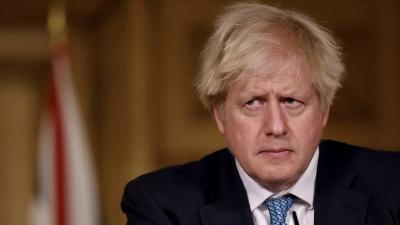 Ο Johnson εμπνέεται από την ελληνική μυθολογία και... σκέφτεται να αλλάξει το όνομά του σε «Βορέας»