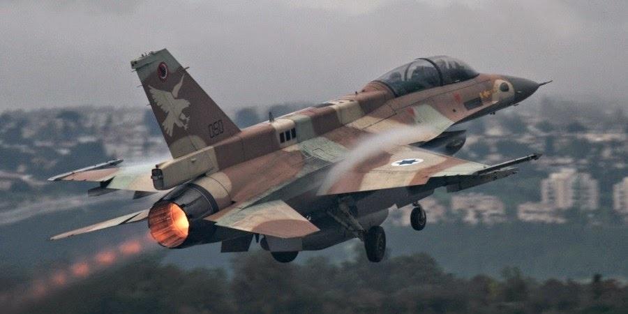 Επιδρομές της Ισραηλινής πολεμικής αεροπορίας στη Λωρίδα της Γάζας