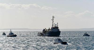 Ιταλία: Παρά την προειδοποίηση Salvini, σκάφος με μετανάστες πλέει προς τη Λαμπεντούζα