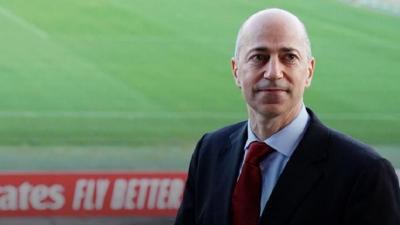 Μίλαν: Διαγνώστηκε με καρκίνο ο CEO της ομάδας, Ιβάν Γκαζίδης