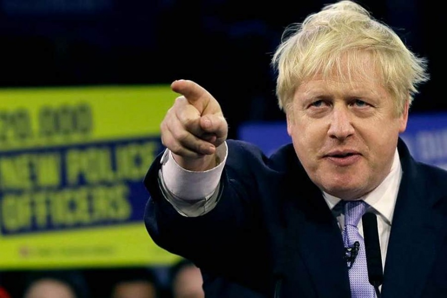 Μ. Βρετανία: Εκλογικός θρίαμβος Johnson με 43,6% και 365 έδρες - Αντίστροφη μέτρηση για το Brexit 31/1/2020 ... και τα επόμενα βήματα