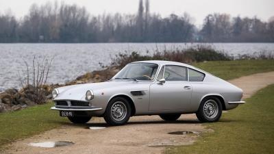 H μικρότερη Ferrari είχε τέσσερις κυλίνδρους και 1.000 κ.εκ.