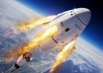 ΗΠΑ: Επέστρεψε στη Γη η κάψουλα της SpaceX με τέσσερις αστροναύτες από τον Διεθνή Διαστημικό Σταθμό