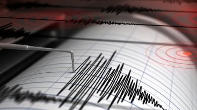 Σεισμός 2,9 Ρίχτερ στην Αθήνα - Στα 9,2 χλμ. το εστιακό βάθος