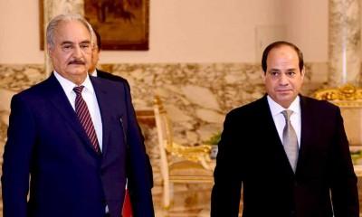 Η Αίγυπτος έτοιμη να επέμβει στρατιωτικά στη Λιβύη - Προειδοποίηση Sarraj σε Sisi