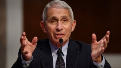 Fauci (ΗΠΑ): Η απάντηση στην πανδημία θα είναι καλύτερη αν κυβερνήσει άμεσα ο Biden