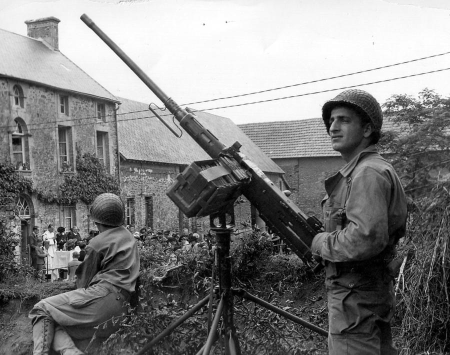 Browning 50 M2HB: Το αιώνιο «πενηντάρι»