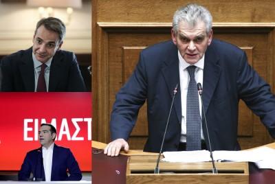 Novartis και υπόθεση Μιωνή πλήττουν καίρια τον ΣΥΡΙΖΑ - Κουμουνδούρου: Σκάνδαλο στις ΗΠΑ, σκευωρία στην Ελλάδα; Τι αποσιωπά η ΝΔ - Πέτσας: Έκθετος ο Τσίπρας