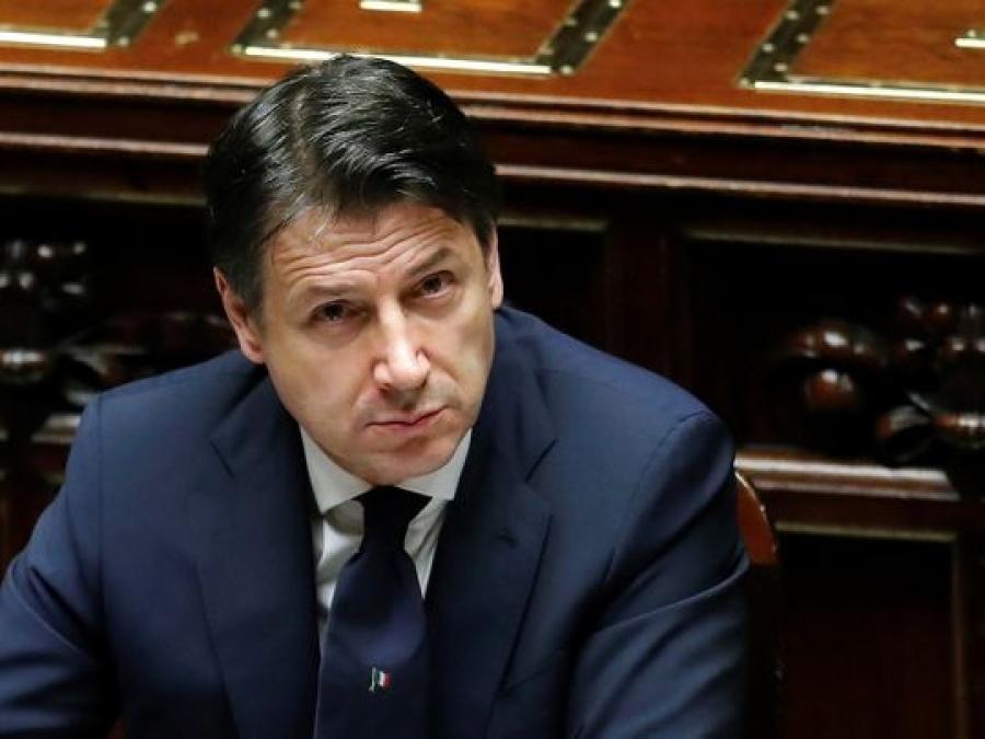 Ιταλία: Ο Conte αναλαμβάνει να σώσει το Κίνημα Πέντε Αστέρων από την πολιτική παρακμή
