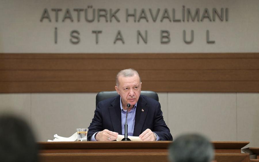 Erdogan: Εξήγγειλε «διεθνή διάσκεψη» για τα Βαρώσια το φθινόπωρο και επικαλείται το διεθνές δίκαιο