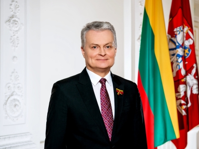 Nauseda (Λιθουανία) σε ΝΑΤΟ: Η Ρωσία προσπαθεί να καταπιεί τη Λευκορωσία