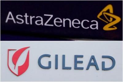 Κοντά στη συγχώνευση AstraZeneca και Gilead; - Στόχος το φάρμακο για τον κορωνοϊό