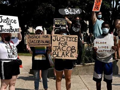 Ο ΟΗΕ καταγγέλλει την «υπερβολική» αστυνομική βία εις βάρος του Jacob Blake στις ΗΠΑ